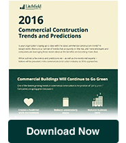 2016 Commercial Construction Trends and Predictions