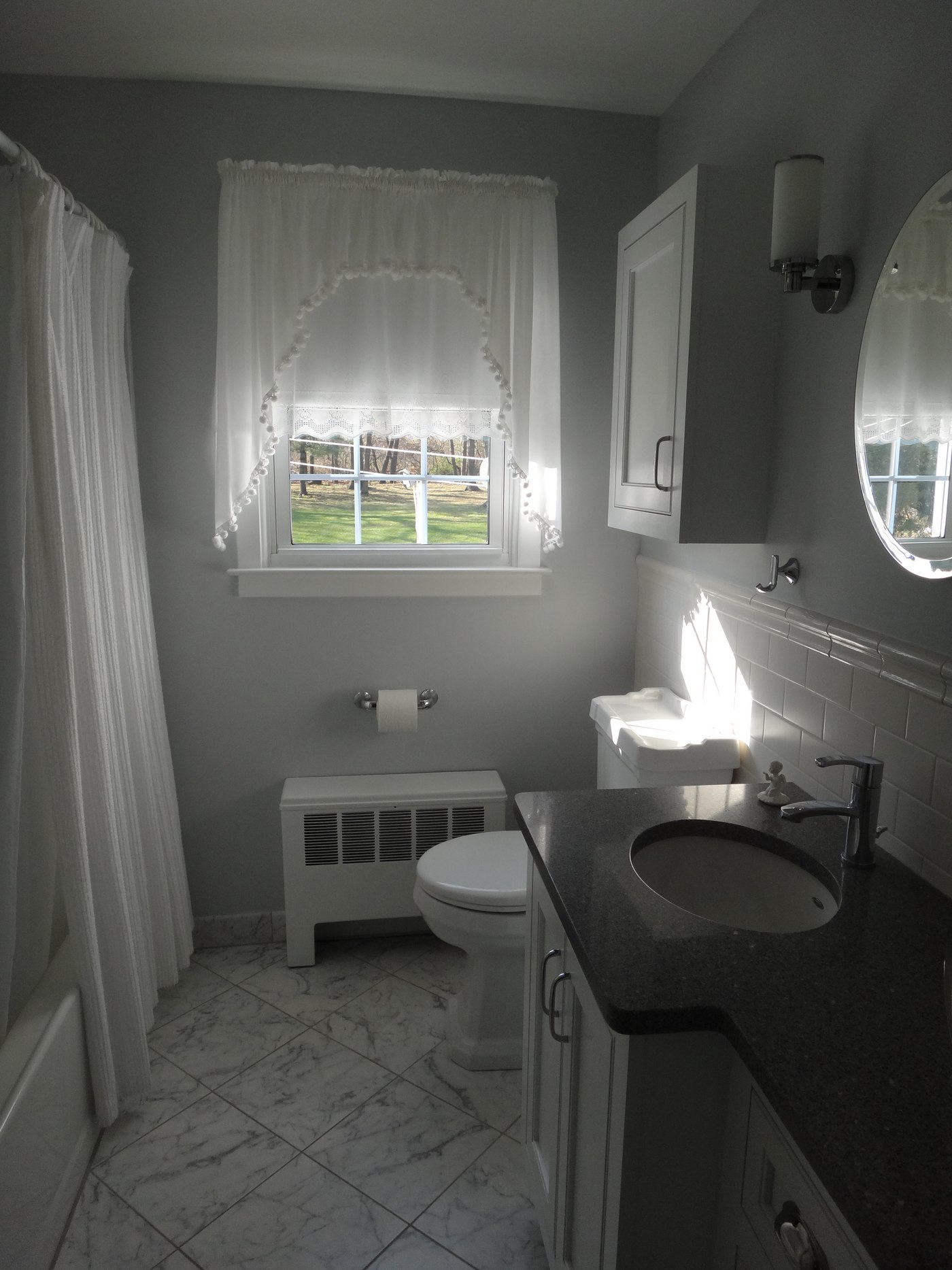 New Haven Residential Bath